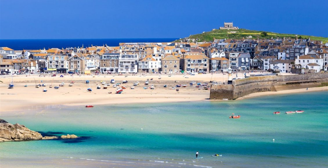 Discover The Best Beaches In Cornwall