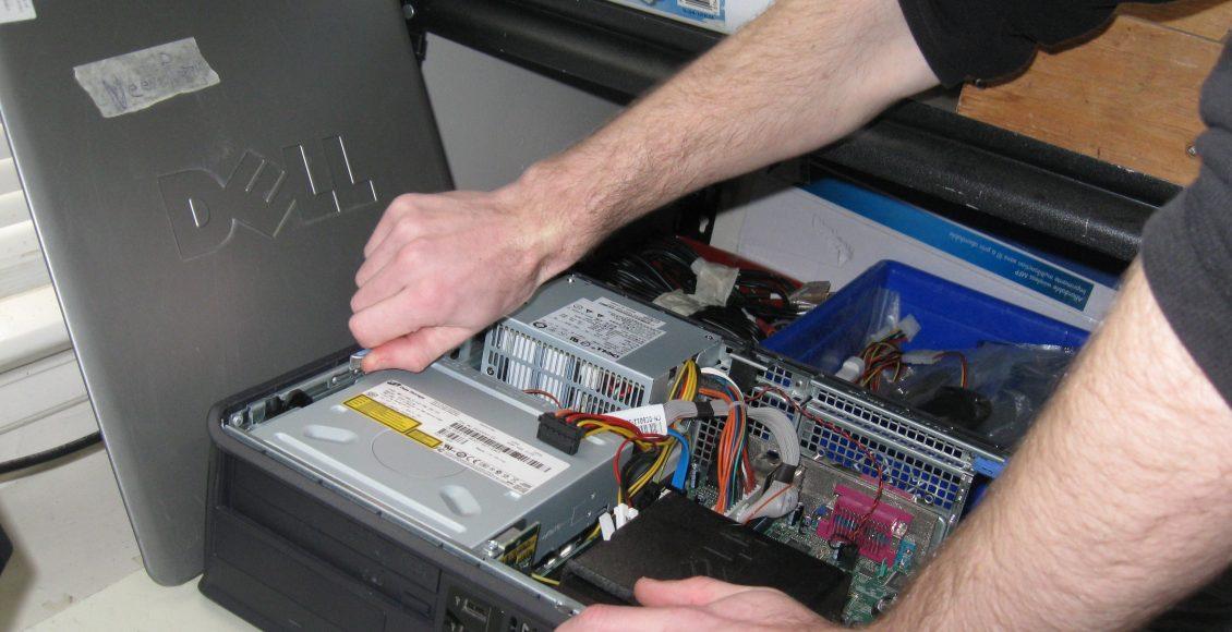 E-Waste Management – Basic Domestic Need