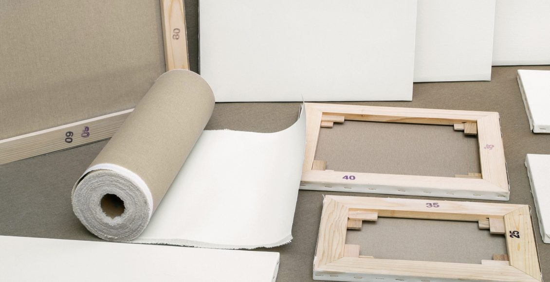 Choose The Right Stretcher Bars For Quality Canvas