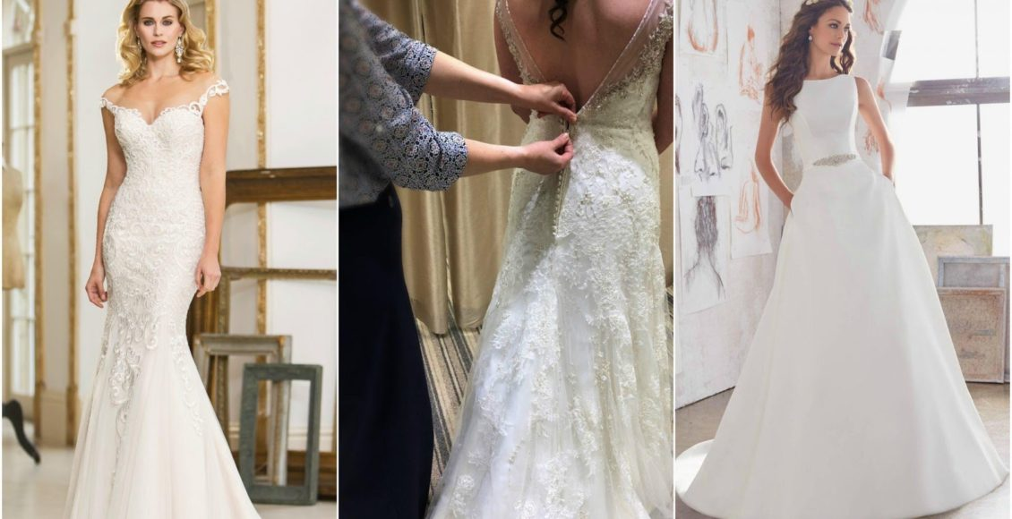 5 Things to Know Before You Go for Wedding Dress Shopping